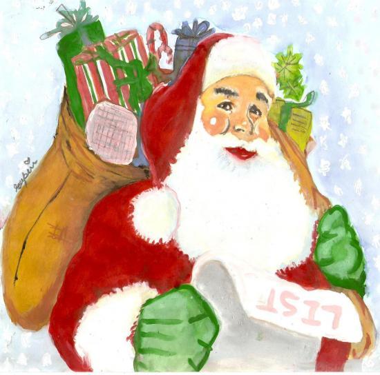 Santa Claus por rvsa17